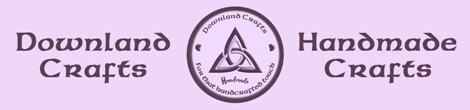 Downland Crafts Handmade Logo