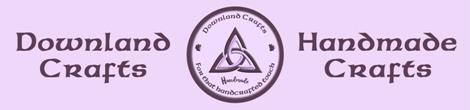 Downland Crafts Handmade Logo