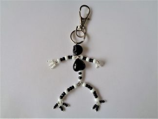 Halloween Bag Charm - Skeleton 1